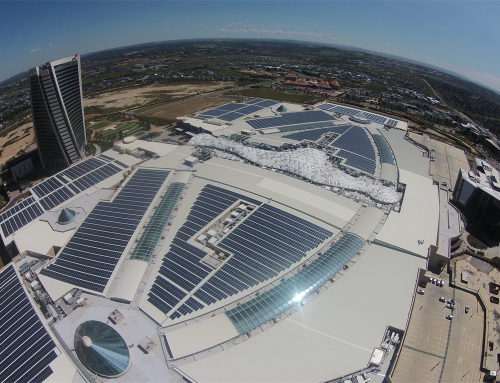 Mall of Africa just installed the world's 10th biggest solar roof – here's what it looks like